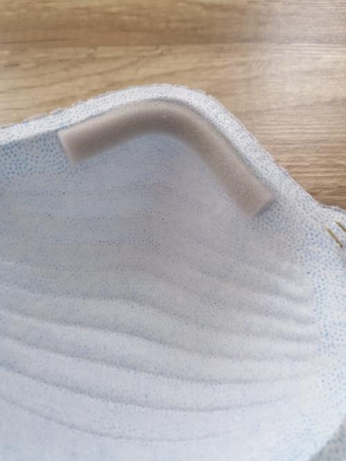 Mascherina di protezione VOGUE 3 strati TNT made in Italy (disponibilità immediata)
